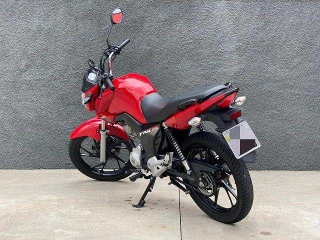 Honda CG 160 Fan Esdi Flexone (financio em até 36x) - Foto 5