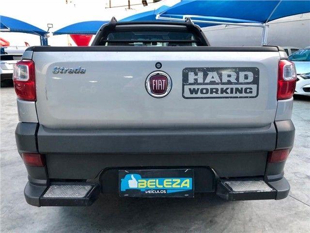 Fiat Strada Hard Working Cs 1.4 8V 2020  - Foto 4