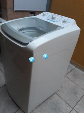Maquina de lavar Electrolux 10kg  - Foto 2