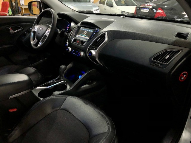 Hyundai IX 35 - 2018 - Impecável - Igual a zero - Foto 14