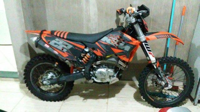 KTM COM MOTOR NACIONAL (TRAVECO )