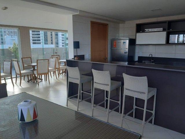 Apartamento para alugar com 2 dormitórios em Tambaú, João pessoa cod:010010 - Foto 4