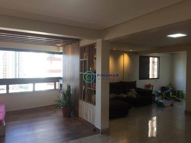 Apartamento com 3 dormitórios à venda, 179 m² por R$ 810.000,00 - Setor Bueno - Goiânia/GO - Foto 3