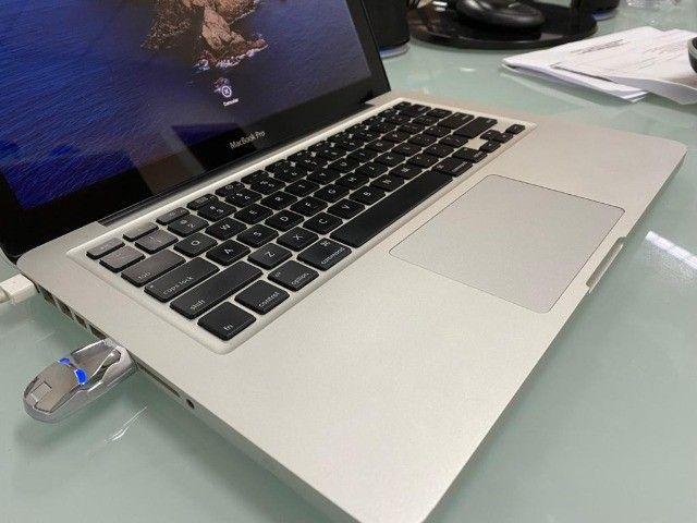 Macbook pro 8gb memoria e ssd de 480gb Geforce 9400M  - Foto 2