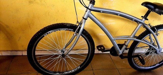 Bicicleta caloi conforte aro 26  - Foto 2