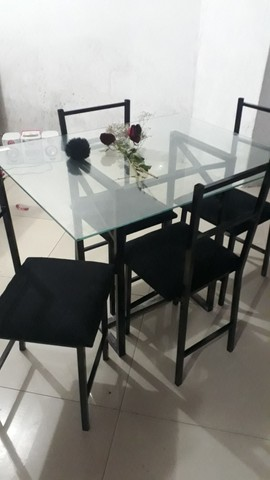 Mesa metalon - Móveis planejados