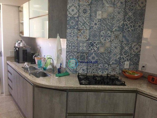 Apartamento com 3 dormitórios à venda, 179 m² por R$ 810.000,00 - Setor Bueno - Goiânia/GO - Foto 15