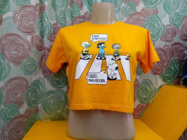 T-shirts 100% ALGODÃO  - Foto 5