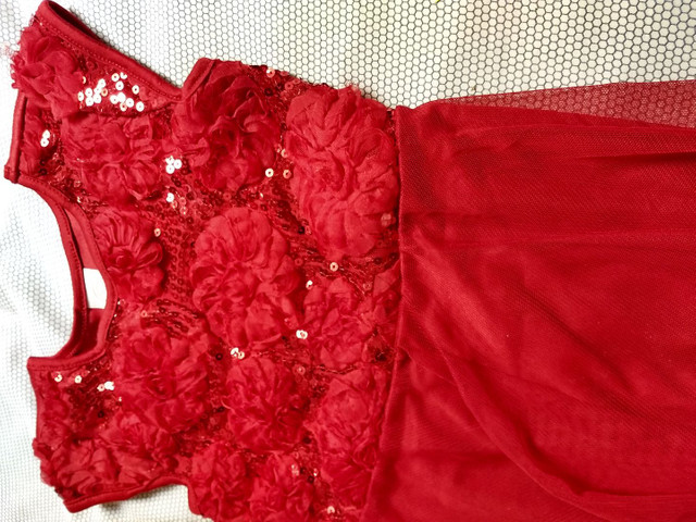Vestido infantil TAM 6 - Foto 4