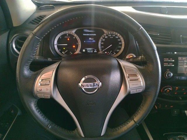Nissan Frontier 2.3 Turbo Diesel SE CD 4x4 Automática 2018 - Foto 7