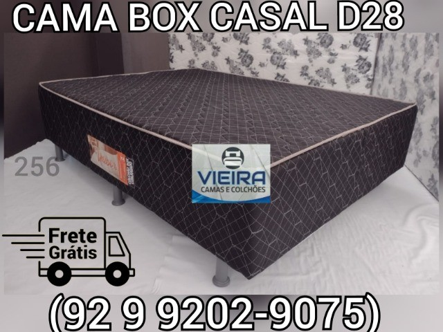 cama box casal entrega gratis  @@@! - Foto 3