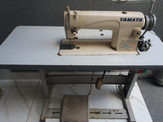 Vendo essa máquina reata yamata ou troco passo cartão  - Foto 3