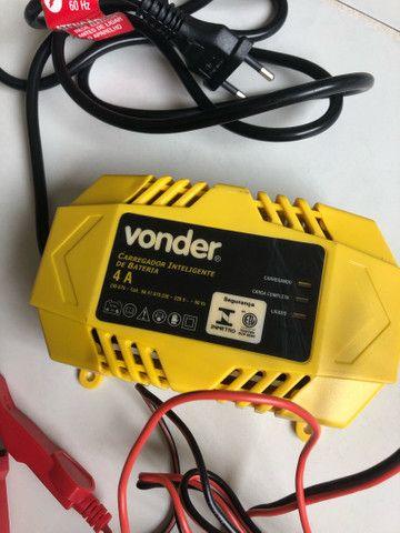 Carregador inteligente de bateria  - Foto 2