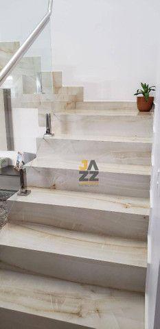 Casa com 3 dormitórios à venda, 175 m² por R$ 840.000,00 - Jardins do Império - Indaiatuba - Foto 3