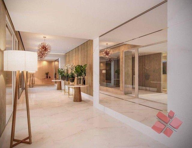 Apartamento com 2 dormitórios à venda, 77 m² por R$ 327.042,17 - Setor Aeroporto - Goiânia - Foto 8