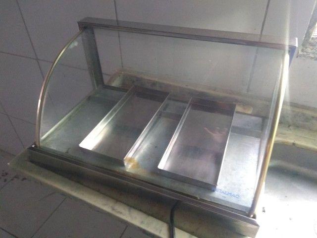 Estufa Quente Com 3 Bandejas Indo RS 250 - Foto 3