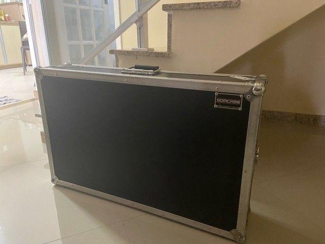 Controladora DDJ-1000 pioneer dj c/ case e fone kz zsn pro x - Foto 4