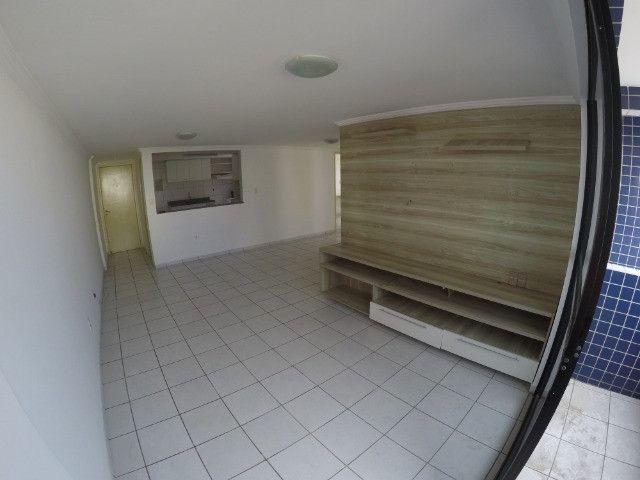 Edf. Estrela do Mar - 86 m² - 3 quartos (2 suítes) - Jatiuca - Foto 5