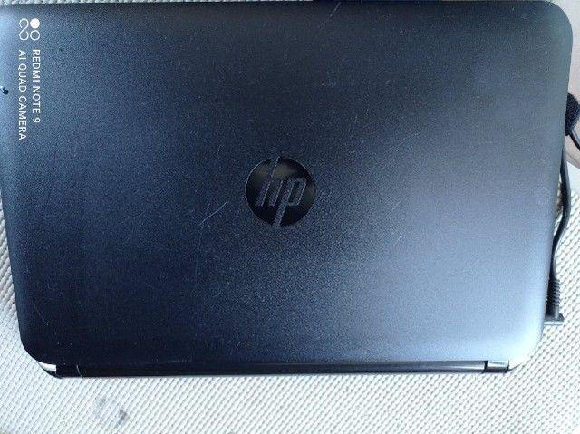 HP i3 com ssd e bateria nova - Foto 4