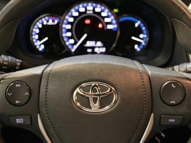 Toyota Yaris HB XL 1.3 Flex Mecânico 2019 - Apenas 18.000km rodados -  - Foto 11