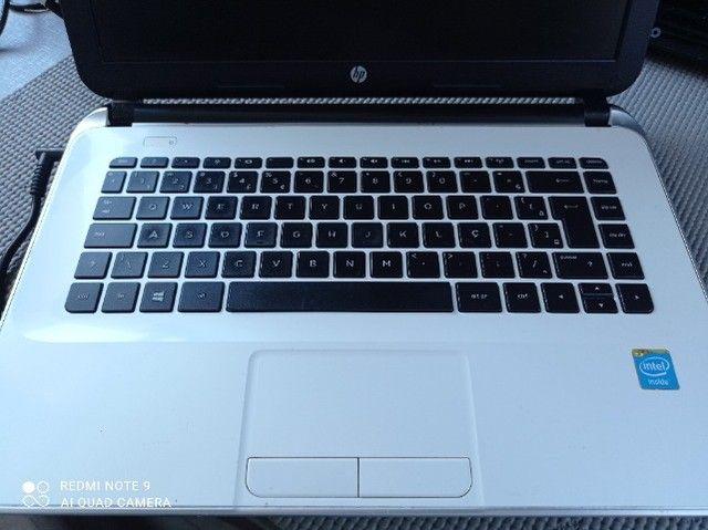 HP i3 com ssd e bateria nova - Foto 3