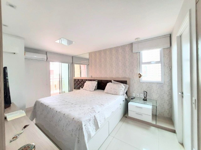 Apartamento Bosque das Flores,142 m²,Luciano Cavalcante - Foto 8