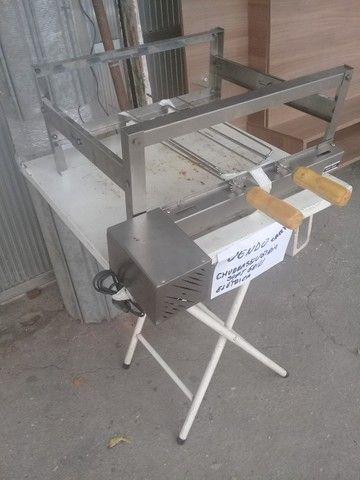 Churrasqueira soft grill - Foto 2