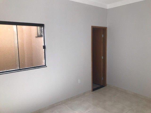 Casa Nova 2 quartos, suite no setor Residencial Elizene Santana - Goiânia - GO - Foto 3