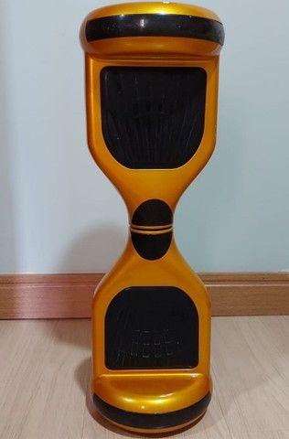Hoverboard bluetooth com led