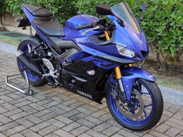 Yamaha R3 2020 2.200km ( anúncio real ) - Foto 2