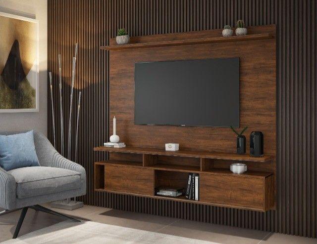 """Home Suspenso Supreme para Tv até 55"""" - Entrega Rápida - Foto 3"""