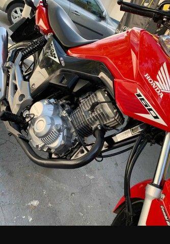 Honda CG Titan 160 Fan 20/20 - Foto 10