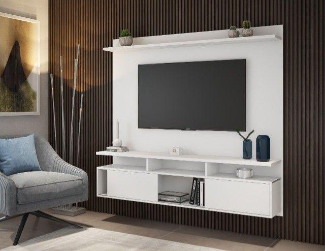 """Home Suspenso Supreme para Tv até 55"""" - Entrega Rápida - Foto 2"""