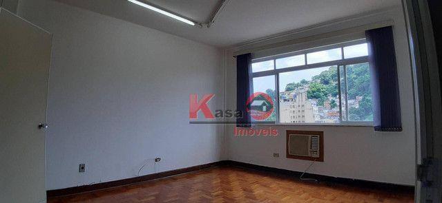 Conjunto para alugar, 71 m² por R$ 1.600,00/mês - Centro - Santos/SP