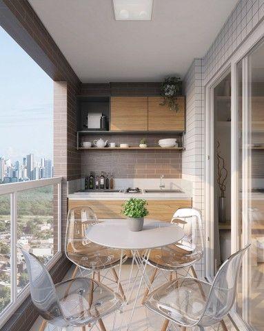 Apartamento para venda possui 68 metros quadrados com 3 quartos em Imbiribeira - Recife -  - Foto 2