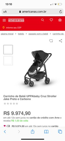 Carrinho Uppa Baby Cruz - Foto 5
