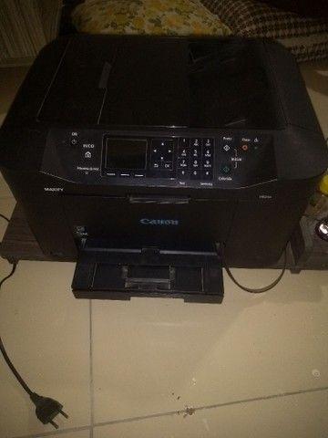 Impressora Canon 2110, com kit Bulk