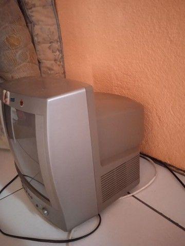 Televisão 14 polegadas - Foto 2