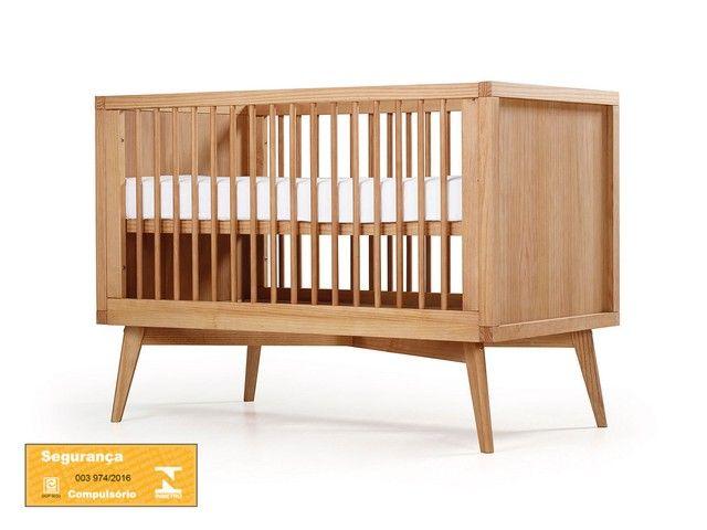 Berço Tulipas Baby - Foto 4