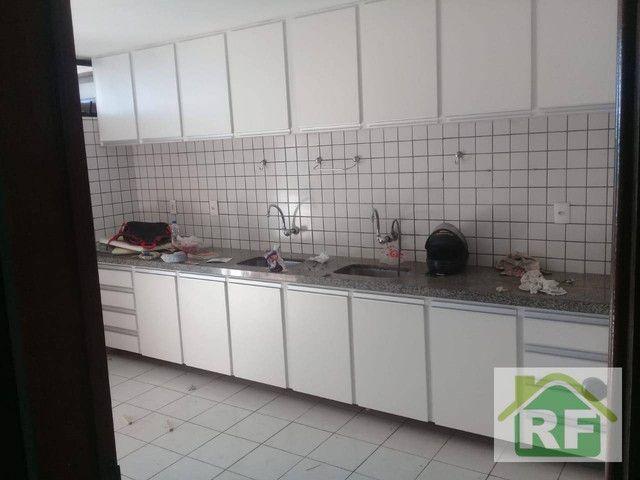 Apartamento com 4 dormitórios à venda, 180 m² por R$ 850.000,00 - Fátima - Teresina/PI - Foto 4