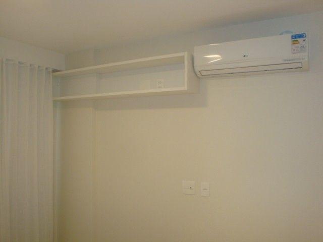 Apartamento para aluguel tem 92 metros quadrados com 2 quartos em Leblon - Rio de Janeiro  - Foto 14