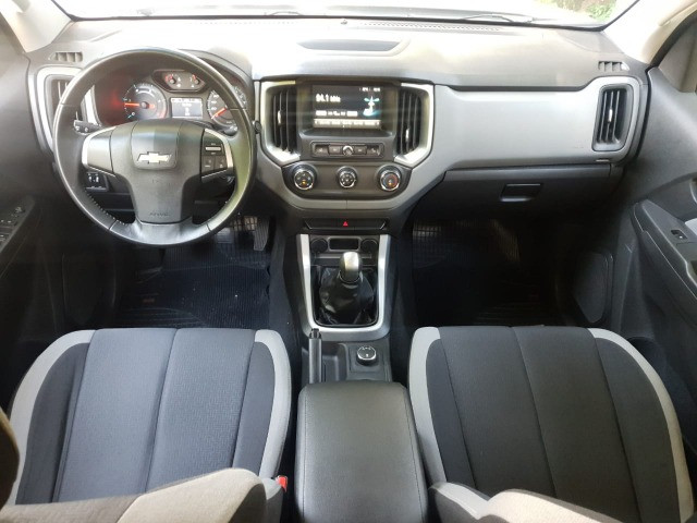 Chevrolet S10 2.8 LT Cabine Dupla 4x4 Turbo Diesel 2017 Cambio Manual - Foto 3