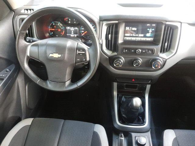 Chevrolet S10 2.8 LT Cabine Dupla 4x4 Turbo Diesel 2017 Cambio Manual - Foto 11
