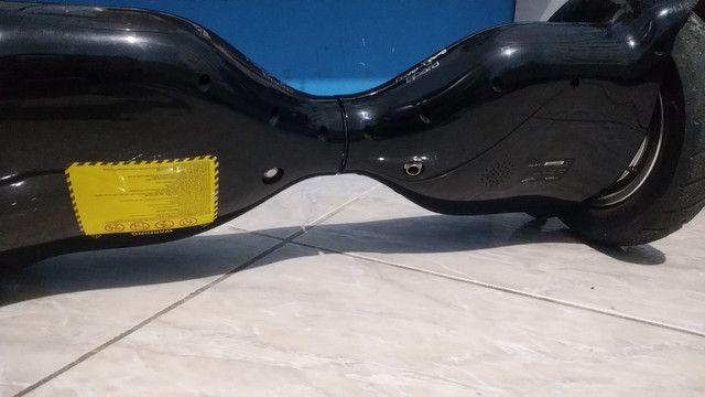 Hoverboard 10 polegadas (semi novo) - Foto 2