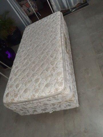 Vendo duas camas de solteiro  - Foto 2