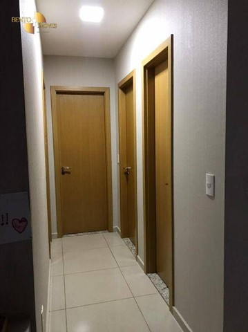 Apartamento com 3 dormitórios à venda, 106 m² por R$ 750.000,00 - Areão - Cuiabá/MT - Foto 17