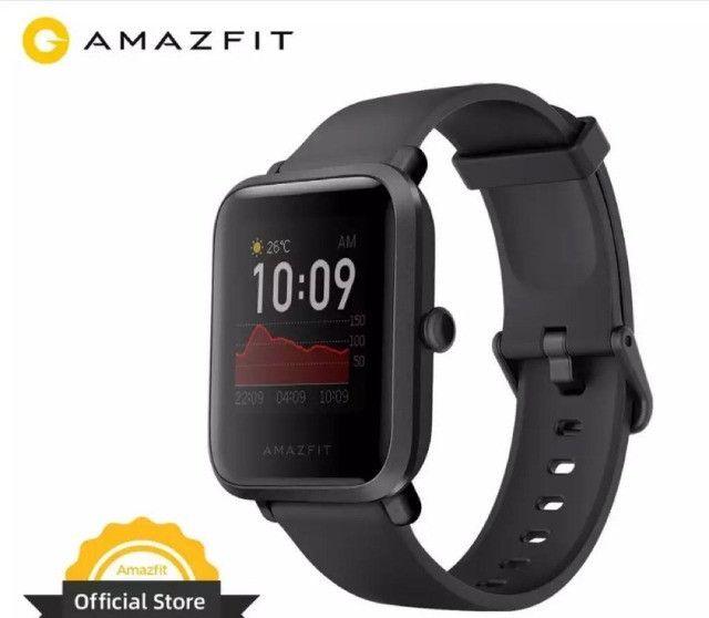 Smartwatch Amazfit Xiaomi Bip S com gps e a Versão Light. Lacrado - Foto 2