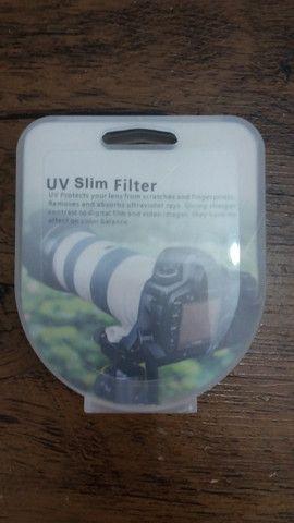 Filtro de lente UV Slim Filter