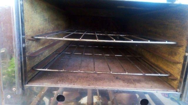 Forno a gás de inox - Foto 4