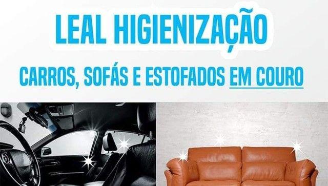 Higienizacao - Foto 2
